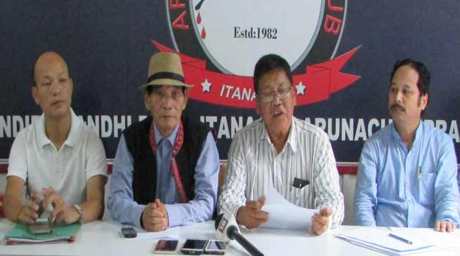AITF demands special assembly session on chakma Hajong issue