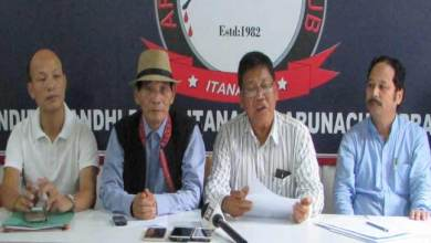 Photo of AITF demands special assembly session on Chakma Hajong issue