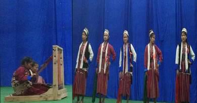 Bomdila: Education Dept organises Kala Utsav Competition