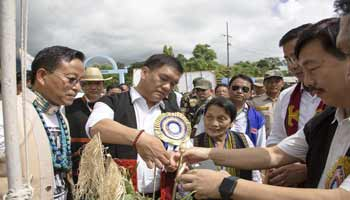 Roing has a special place in my heart- Pema Khandu