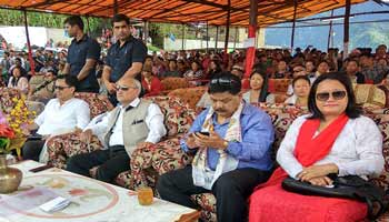 The MoS Home Kiren Rijiju assured the Sartang tribe which is  one among the six indigenous tribes of West Kameng, for recognition and inclusion in the Schedule tribe list of the Union.