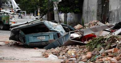 Strongest earthquake to hit Mexico, kills 61