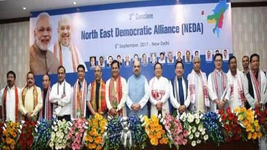 Photo of PM Modi wants to unite Northeast under NEDA