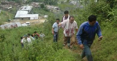 Tagak visited proposed site for Puroik Rehabilitation center