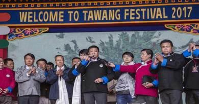 Pema Khandu declare 5th edition of Tawang Festival open
