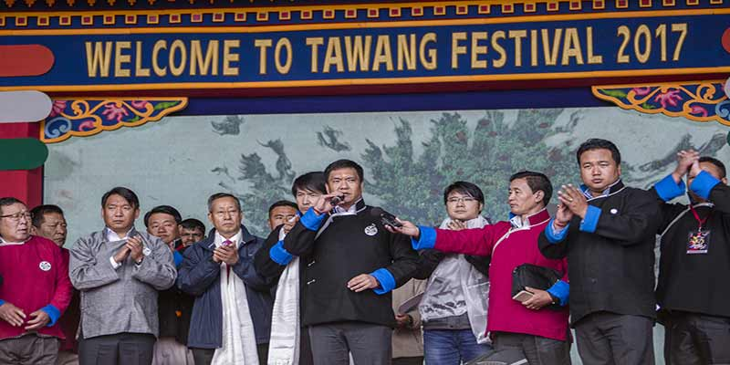 Pema Khandu declare 5th edition of Tawang Festival open