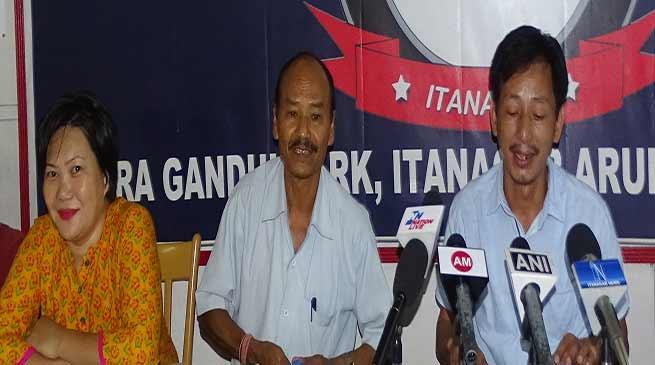 APCC demand step down of BJP National President Amit Shah