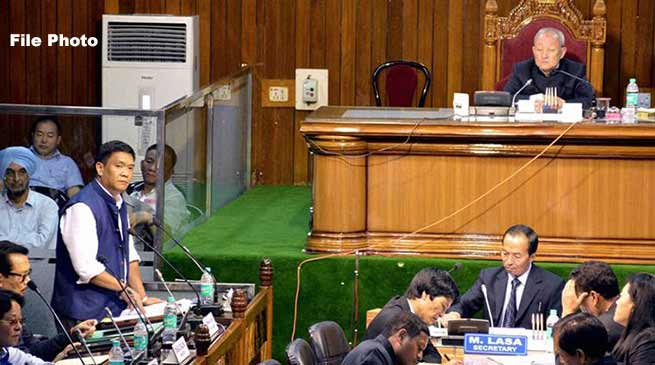 Assembly session from Oct 13, many burning issue would be discuss