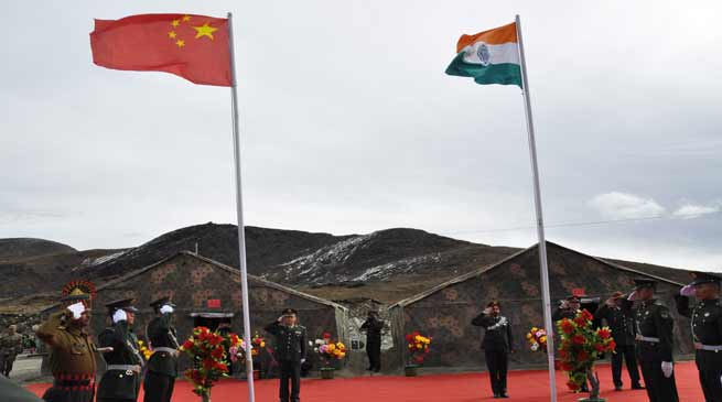Arunachal- Border Personnel meeting held at Bumla