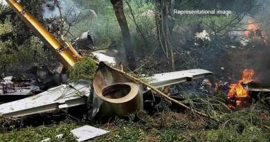 IAF Helicopter crash; Khandu expresses deep shocks