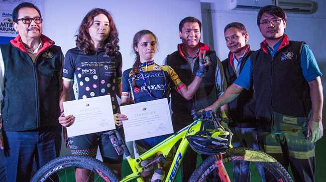Arunacha; Mountain Terrain Biking concludes