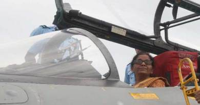 Nirmala  Sitharaman reviews Operational Preparedness in Northeast