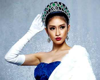 Myanmar beauty queen loses crown after comment on Rohingya Crisis