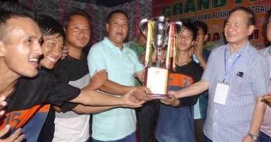 KKFC wins 23rd Vishwakarma running football tournament