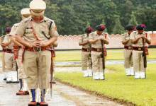 Photo of Arunachal Pradesh Police observe Police Commemoration Day