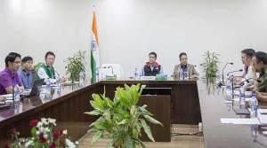 Arunachal Tourism Society meeting held