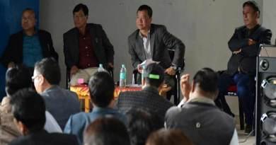 Bomdila: Education Dept meeting held