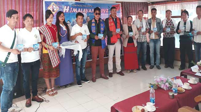 Himalayan Boyz: Hindi and Neplai Audio Album launches