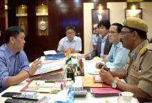Khandu expresses concern over delay in completion of BCT Road