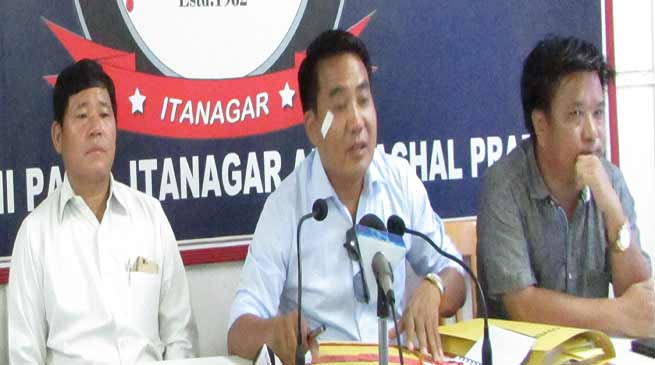 MUMKIN demands constitution of Commission on Chakma-Hajong issue