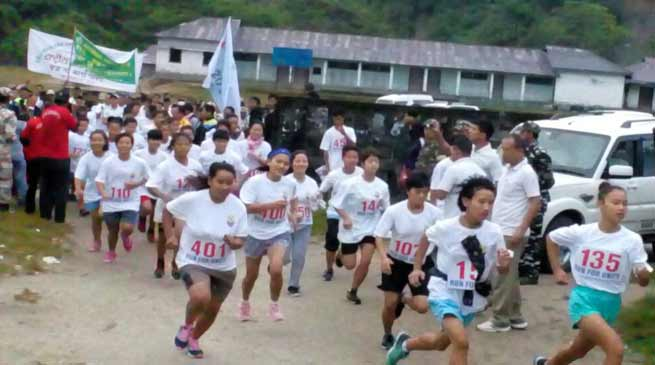 """Thousands participates in """"Run for Unity"""""""