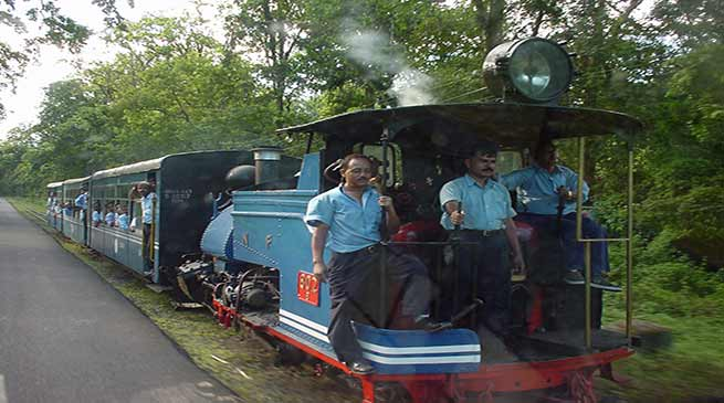 Darjeeling Himalayan Railway: Toy Train Service Resumed
