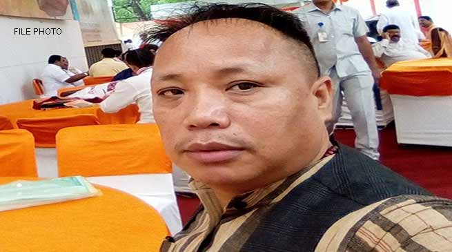We never compromise granting of ST status to Chakma, Hajong- Dominic Tadar