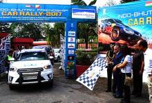 Photo of Arunachal Governor flags off Indo – Bhutan Friendship Car Rally 2017