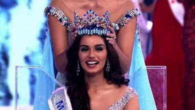 Photo of Manushi Chhillar crowned Miss World 2017