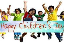 Photo of CM Khandu's Message on Children's Day