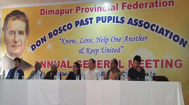 Don Bosco Alumni programmes is much better in Arunachal- Takam Sanjay