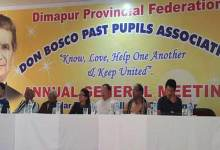 Photo of Don Bosco Alumni programmes is much better in Arunachal- Takam Sanjay
