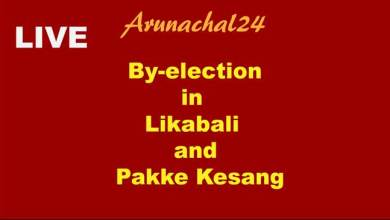 Photo of LIVE- By-election in Likabali and Pakke Kesang seats in Arunachal