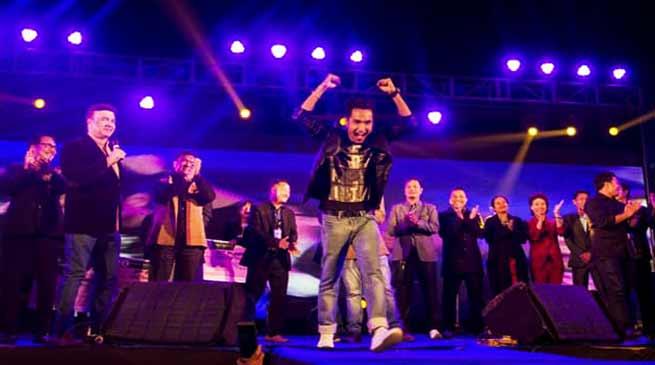 Alar Dupak declared Arunachal Idol Season-2 winner