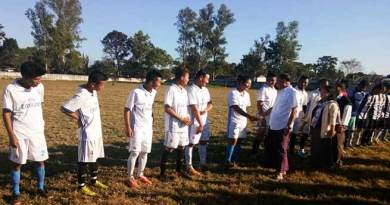 Chongkham Football League conclude