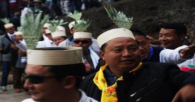 Kumsi Sidisow inaugurates Chingdang festival in Khelong