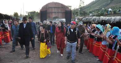 Arunachal- Mein attends Orange Festival of Adventure & Music 2017