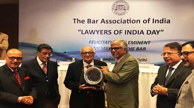 Khandu Congratulates Advocate General Nilay Ananda Dutta