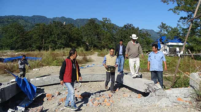Demolition of Tourist lodges in Dolungmukh is like a surgical strike- PPA