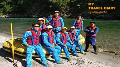 Photo of White Water Rafting along Kameng River by Rang Adventurous Team