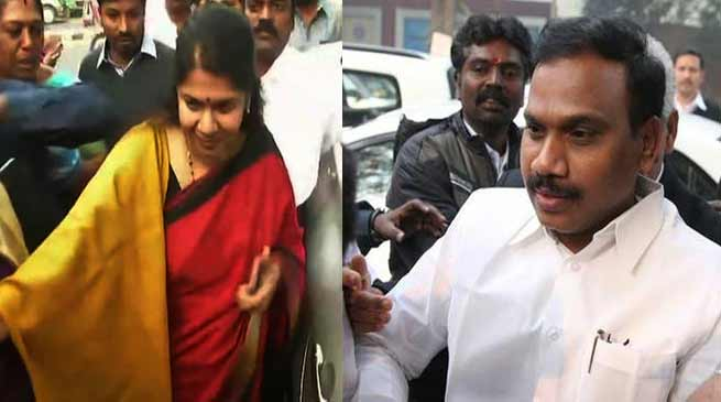 All accused including A Raja, K Kanimozhi in 2G spectrum scam acquitted
