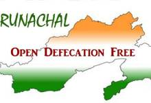 Photo of Arunachal achieves target of being Open Defecation Free