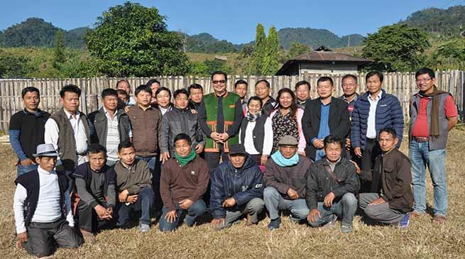 Arunachal- Govt will provide last mile connectivity- Chowna Mein