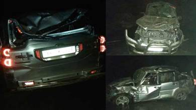At least two person was killed in a road accident while a scorpio vehicle skeet in around 150 fit deep gorgehere NH 415 in betweenHollongi to Itangar