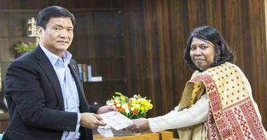RBI to have its office in Itanagar soon- Surekha Marandi