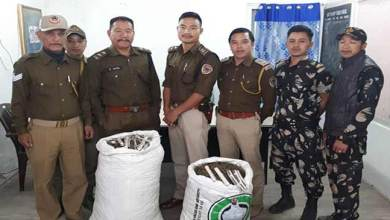 Photo of Itanagar Capital Police recovered huge cache of cannabis