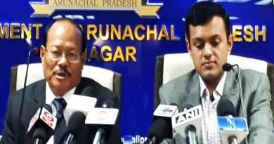 Itanagar: Prince Dhawan warns of strict action on bandh calls