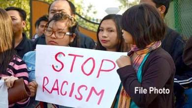Photo of Arunachal Leaders concern over racial discrimination with Arunachalees