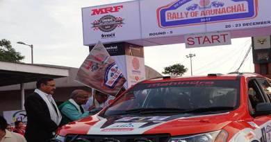 "CS Satya Gopal flags off  ""Rally of Arunachal"""