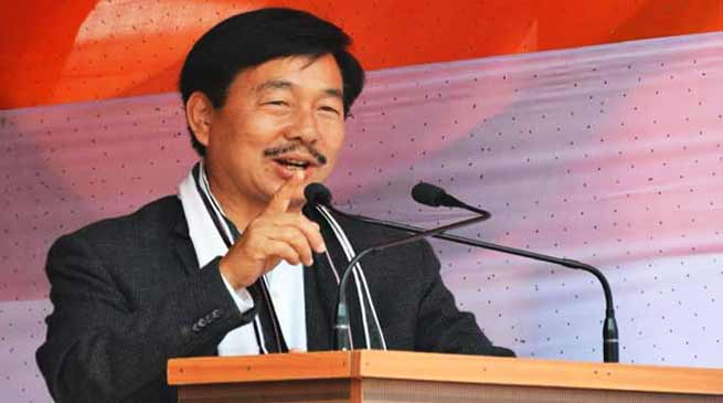 Pema Khandu led BJP Govt in Arunachal is stable- Tapir Gao